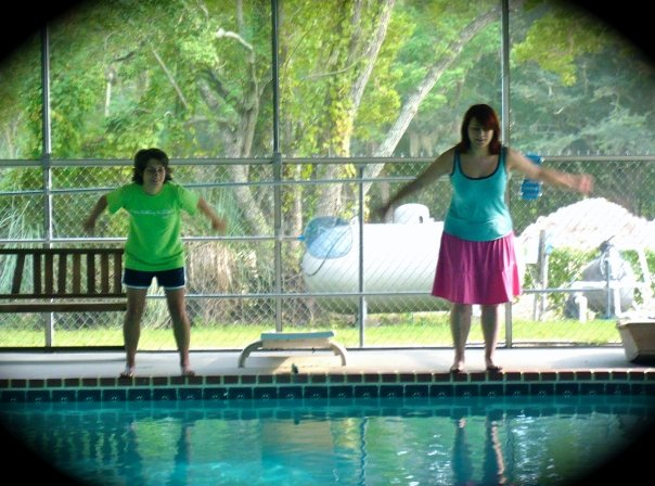 Completed #47–Jump into a Body of Water Fully Clothed