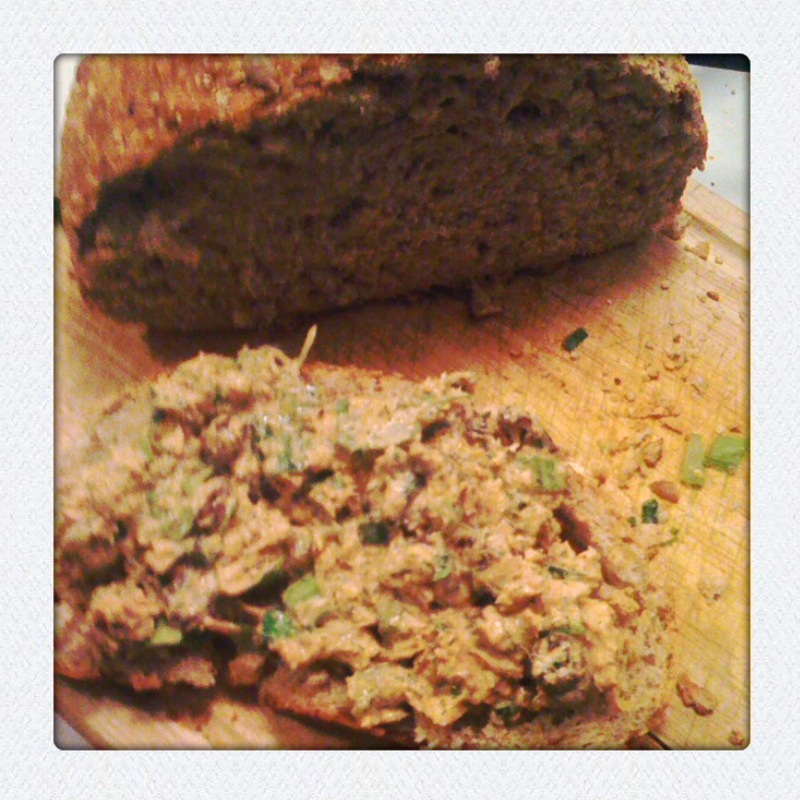 Recipe :: Cinnamon Curry Tuna Salad