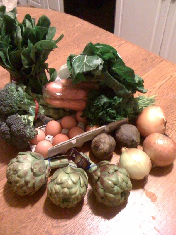 Holy Produce!