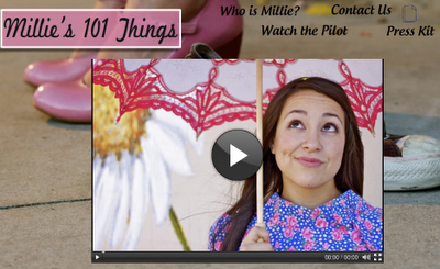 Millie's 101 Things — An Inspired Idea!