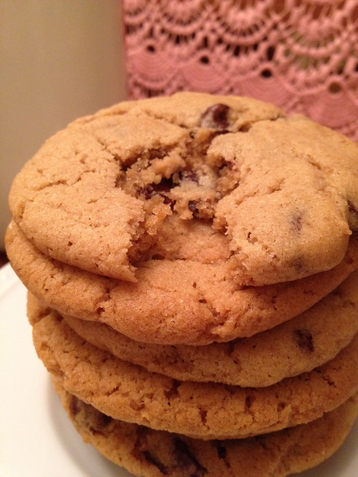 Recipe :: Chocolate Chip Cookies