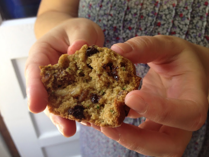 Recipe :: Chocolate Chip Zucchini bread