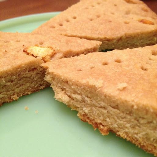 Recipe :: Lemon Shortbread