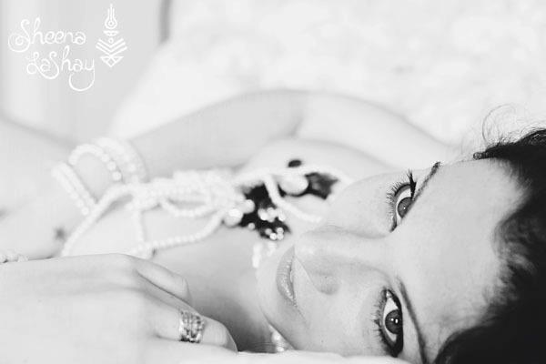 Boudoir Photography by Sheena LaShay