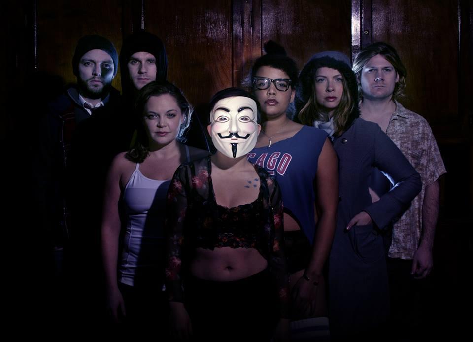 The cast of ReWILDing Genius; photo credit: Pat Coakley