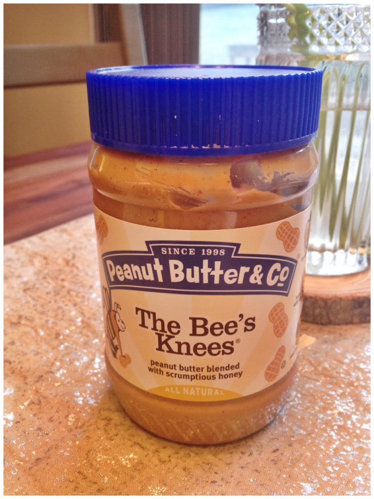 The Bee's Knees peanut butter, by Peanut Butter and Co.