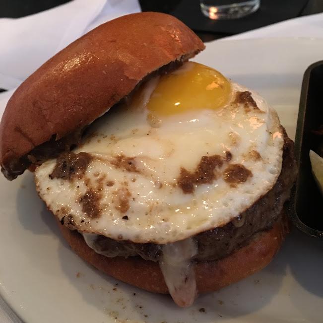 truffle burger 1